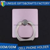 로고는 이동 전화를 위한 반지 홀더를 주문을 받아서 만든다