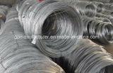 高い抗張熱い浸された電流を通された鋼線