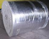 Cobertor de Rockwool com folha de alumínio em um lado, Rockwool