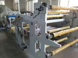 Máquina de capa adhesiva del rodillo del derretimiento caliente para la escritura de la etiqueta termal