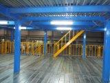 鋼鉄プラットホームまたは鋼鉄床または中二階床または中二階ラック