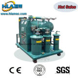 Vakuumdreifache Filter-Stufe verwendete Isolieröl-Reinigungsapparat-Maschine