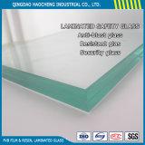 区分のパネルのための明らかに薄板にされたガラスの切断
