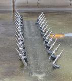 Da caraterística decorativa da água de Overwater da forma da gaivota fonte movente musical