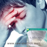 Lidocaine порошка 99% белый кристаллический с стандартом EP 8.0