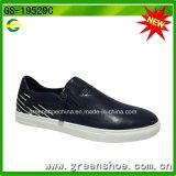 Zapato con estilo de los holgazanes de la nueva llegada para el cuero de los hombres