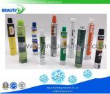 Colle adhésive Mastic Emballage aluminium vide Tube Pliable