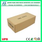 UPS 2000W onde sinusoïdale pure énergie solaire onduleur avec chargeur (PSW-2000UPS)