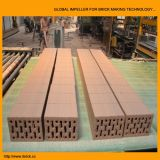 매일 수용량 200t 400t 600t 가득 차있는 자동적인 찰흙 벽돌 만들기 기계