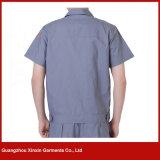 Vêtements de travail sur mesure à manches courtes pour l'été (W223)