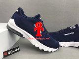 Chaussures occasionnelles de rétro d'hommes de chaussures mode en cuir classique de chaussures de course