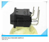 Inverseur à rappel de l'Excon Ss21 sans interrupteur d'alimentation de lampe pour le moniteur, powerstrip, copieur, machine fax