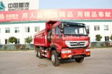 brand 6X4 Sinotruk 25tons 덤프 트럭을%s 황금 황태자 구동 장치형