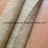 Paño refractario de la fibra de cerámica de la resistencia térmica con la vermiculita
