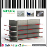 Pegboard Punched Hole Shelves para Supermarket
