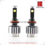 Farol H8 de Luz LED com Ventilador