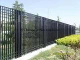 Treillis métallique de fer/frontière de sécurité galvanisés par qualité pour le jardin