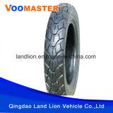 Nuevos neumáticos 3.50-10 de la motocicleta de las ruedas del neumático dos de la vespa del modelo de la pisada