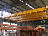 Pont roulant de double à poutres d'atelier de pont de grue faisceau européen de double