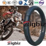 Chambre à air pour le pneu, Russe chaud de bonne qualité de vente de chambre à air de moto