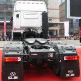아프리카 시장을%s 1개 년 보장을%s 가진 Scania 트럭에 경쟁 최신 판매 380HP Genlyon Iveco 트랙터 트럭 6X4