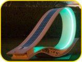 Стул панели солнечных батарей самого нового солнечного продукта напольный для освещения/поручать