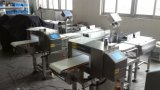 Machine de détection en métal et machine de pesage ensemble