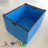 DSC / Stackable Tote Waterproof Polypropylene Corrugated Box PP Flute Box
