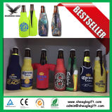 De douane drukte de Hete Houder van de Fles van de Wijn van de Drank van het Bier van het Neopreen van de Verkoop af