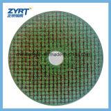 T41 утончают диск вырезывания на режущий диск 107mm нержавеющей стали