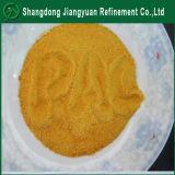 Geringfügige gelbe Farbe des Trinkwasser-Grad-Polyaluminium-Chloride/PAC 30%