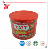 De organische en Tomatenpuree van Healthy 400g Canned van Highquality