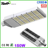40W-300W LED Street Light con CREE LED Meawell Driver 5 Years Warranty