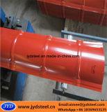 Protezione rotonda d'acciaio di PPGI Ridge