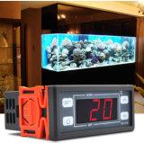 contrôleur de température d'aquarium de 220V 10A Digitals avec le chauffage et le refroidissement