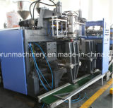 Máquina del moldeo por insuflación de aire comprimido de la protuberancia de la botella de leche