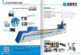 Strumentazione automatica di taglio del laser della fibra dei tubi