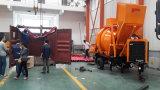 Diesel e elétrico dual - a bomba concreta da finalidade com o fornecedor de China do misturador