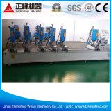 Máquina Drilling da combinação para as portas de alumínio e o Windows