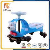 عمليّة بيع حارّ جديدة [بّ] بلاستيكيّة طفلة أرجوحة سيارة مع [بولّ روب] من الصين