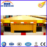 20FT 40FT Flachbett-Behälter-LKW-Ladung-Schlussteil