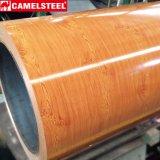 Конструкция PPGI SGCC Dx51d деревянная