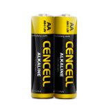 алкалический размер AA высокого качества сухой батареи 1.5V