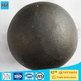 Меля стальной шарик с сырьем от большого завода по изготовлению стали