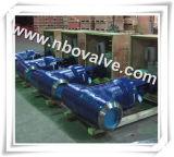 産業接合された十分に溶接されたゲート弁(Z61Y-630bar)