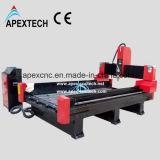 Machine 1325 de coupure de granit de machine de commande numérique par ordinateur avec le bâti lourd