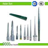 Anker Pole, Bodenschraube hergestellt in China