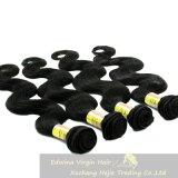 卸し売り自然な人間の毛髪の束の製品