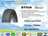 TBRのタイヤ、Truck&Busのタイヤ、放射状タイヤBt929 265/70r19.5