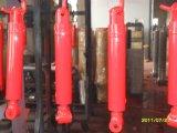 Cilindros hidráulicos pequenos da hidráulica de Rod de laço do uso da exploração agrícola